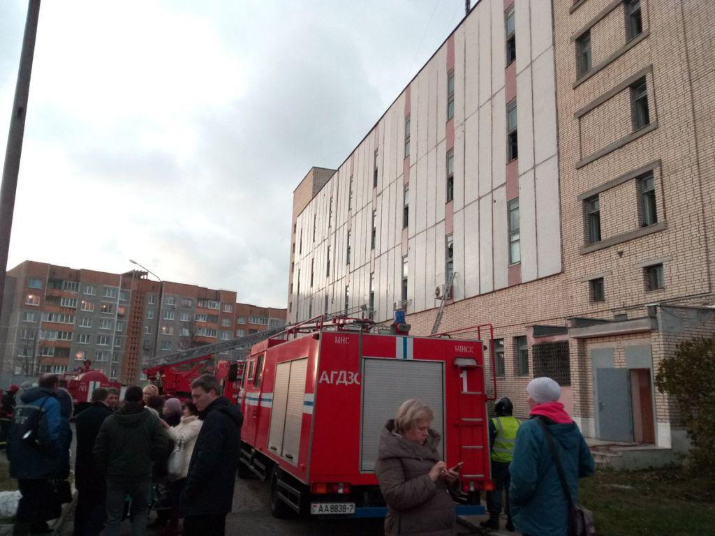 8ноября могут неработать телефоны в 2-х районах Минска— МЧС
