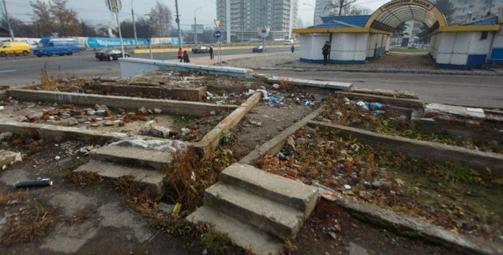 Площадку прежнего Червенского рынка вМинске вначале осени выставят нааукцион