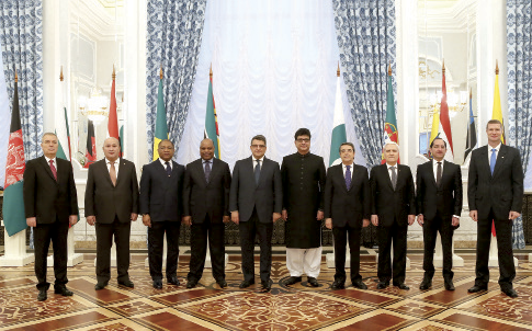 Ambassadors of ten countries accredited in Minsk