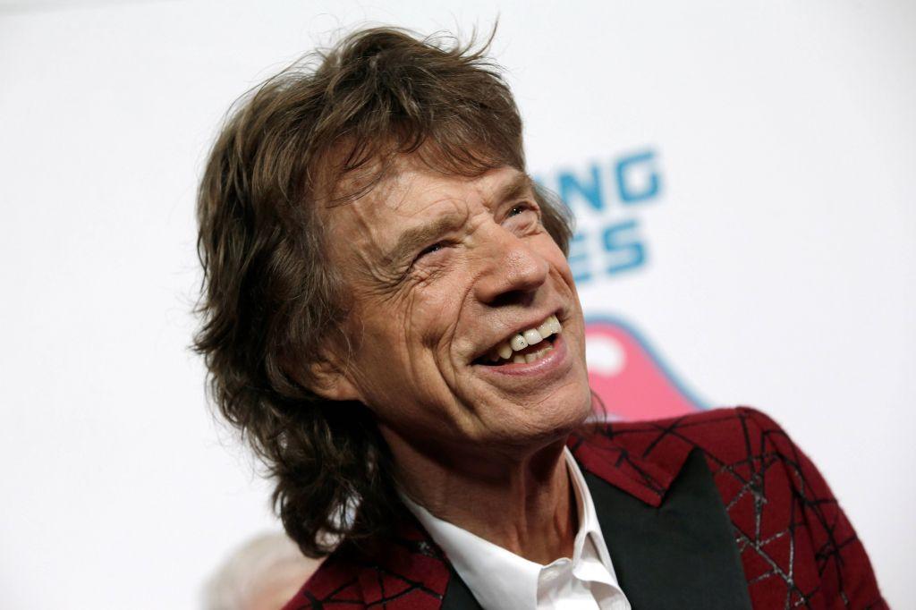 Фронтмен The Rolling Stones в73 года стал отцом в 8-ой раз