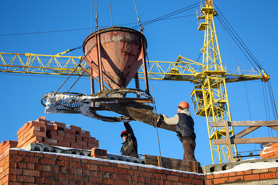 ВРеспублике Беларусь планируют построить 3,5 млн кв.м. жилья загод