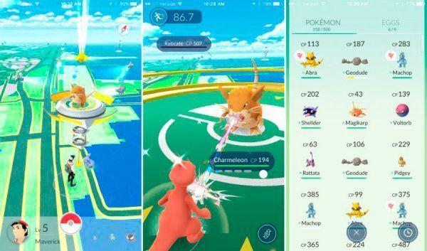 Игровое приложение Pokemon Goвышло нарынок Бразилии