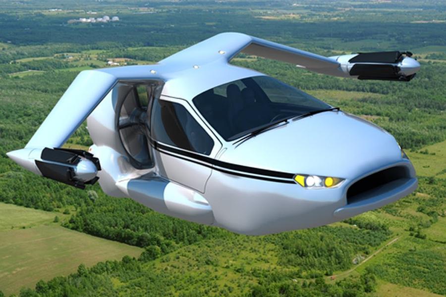 ФПИ выделит 3 млн руб. наразработку летающего автомобиля