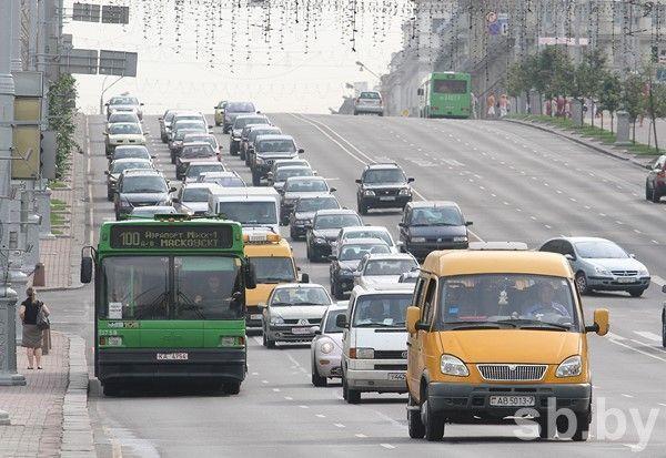 Заезд вцентр Минска всостоянии сделать платным для всех