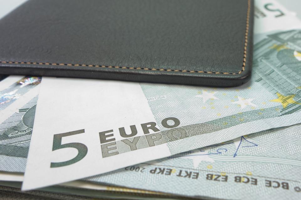 Евро падает, русский руб. растет 10.11.2016