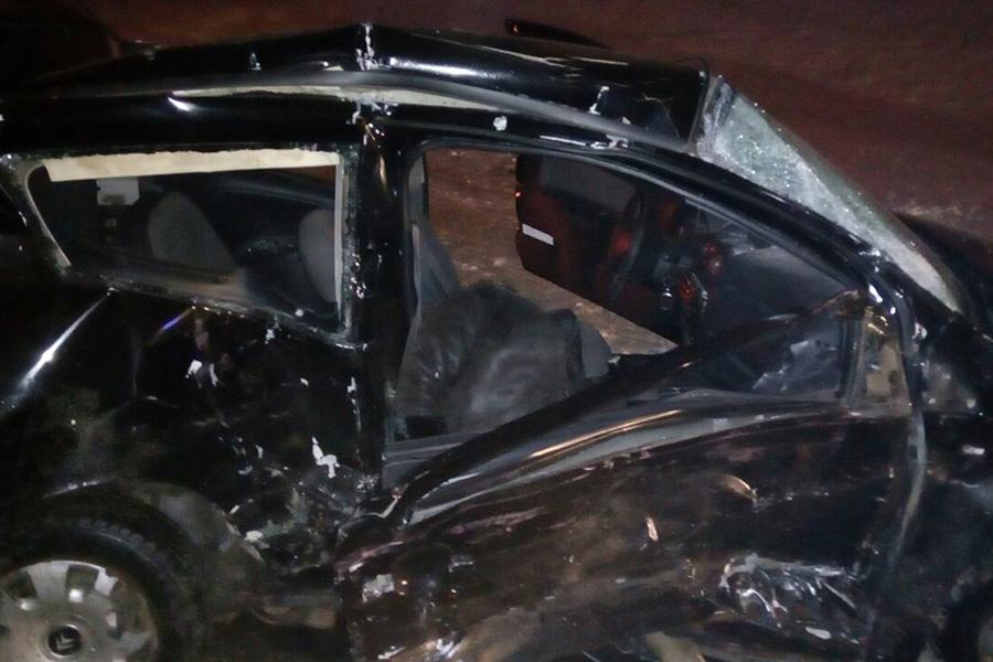 ДТП: Легковушка столкнулась смикроавтобусом под Минском— погибла женщина