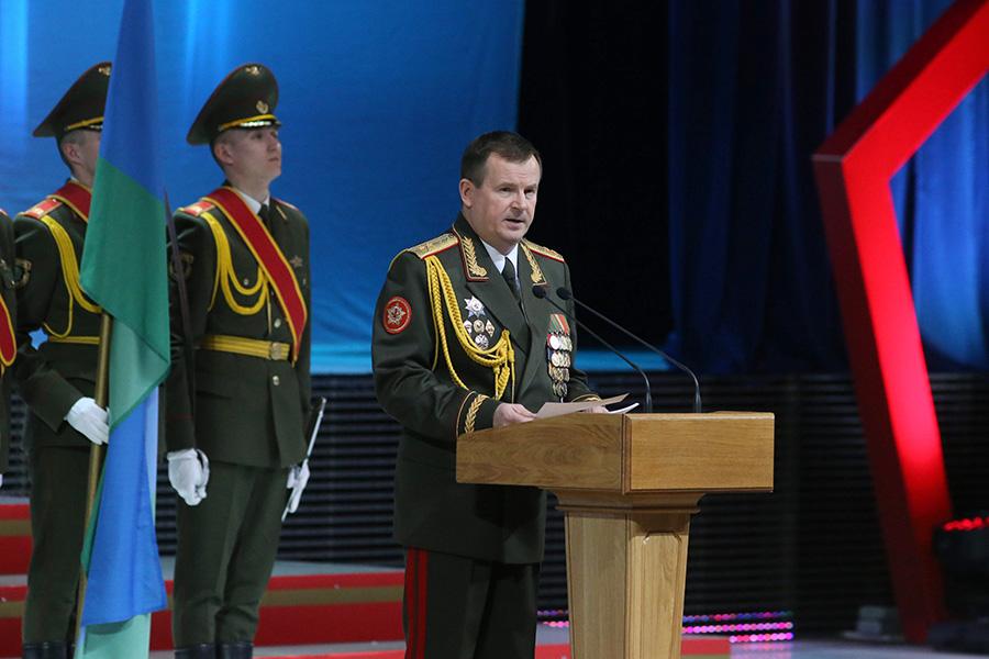 Минобороны Республики Беларусь назвало «истерией» разговоры обучениях сРоссией