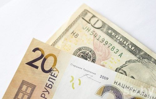 Белорусский руб. девальвировался ковсем валютам наторгах БВФБ