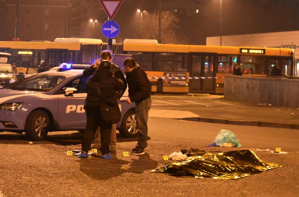 Милиция установила личности всех погибших впроцессе теракта вБерлине