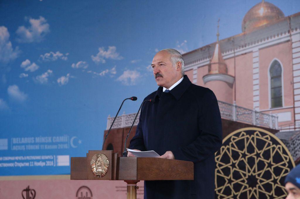 Лукашенко пояснил целование Корана вместе сЭрдоганом