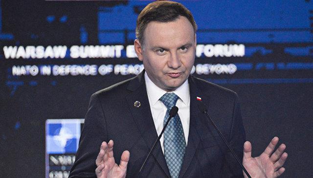 Президент Польши сделал объявление — «Майдан» вВаршаве