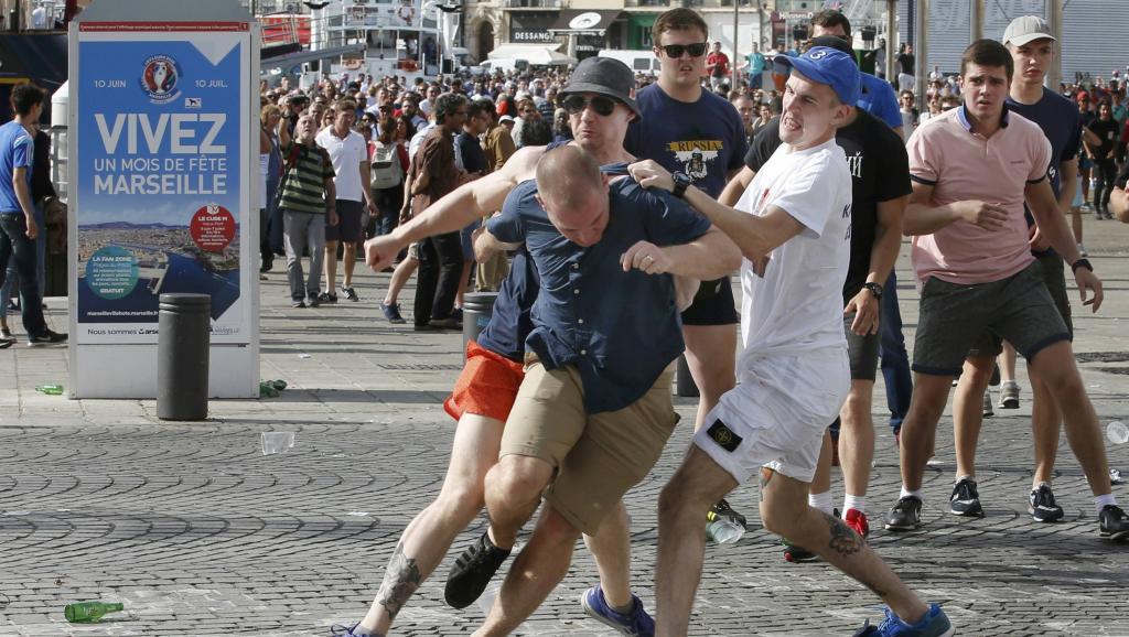 УЕФА наказала сборную Российской Федерации забуйных фанатов