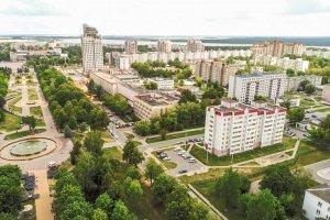 Солигорск — молодая планета