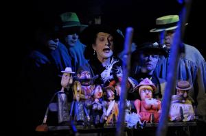 Спектакль Гродненского областного театра кукол