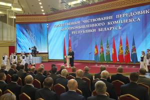 Лукашенко: работа сельчан самая тяжелая, но и самая интересная