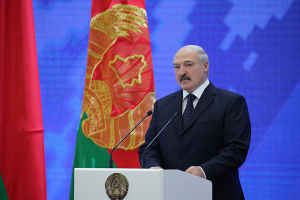 Лукашенко вручил награды и Благодарности Президента лучшим хозяйствам и труженикам села