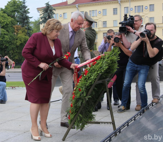 XIX Всемирный съезд  русской прессы стартует 11июля вМинске