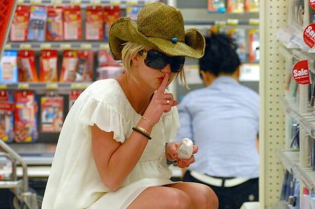 «Бритни Спирс закупила одежды наполмиллиона долларов «BIMRU