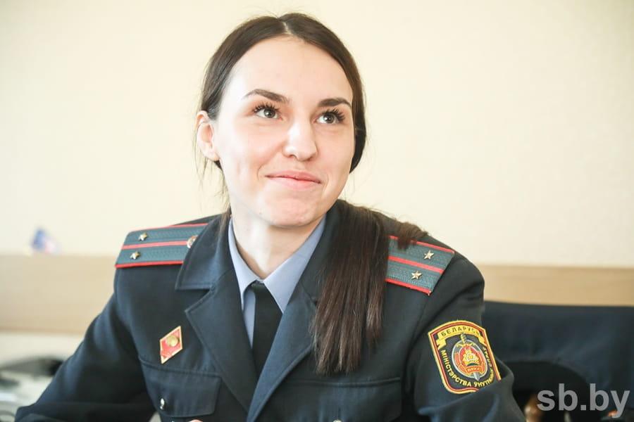 Работа в милиции в минске вакансии для девушки работа визажистом киев