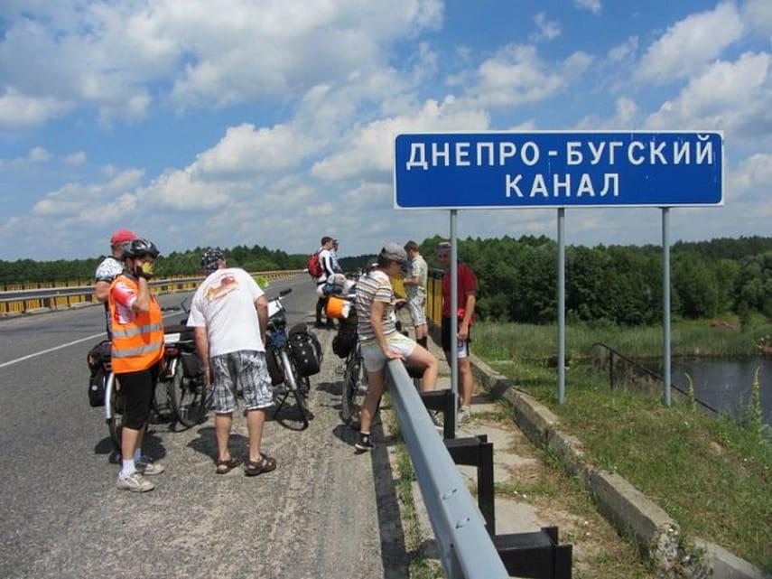 Лис поручил проработать вопрос обустройства веломаршрута вдоль Днепровско-Бугского канала