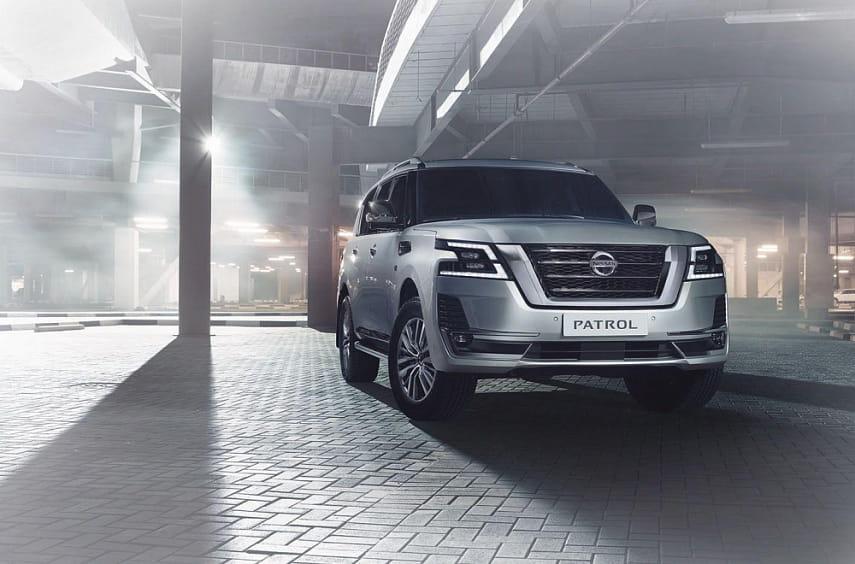 Новый Nissan Patrol: премьера состоится уже сегодня