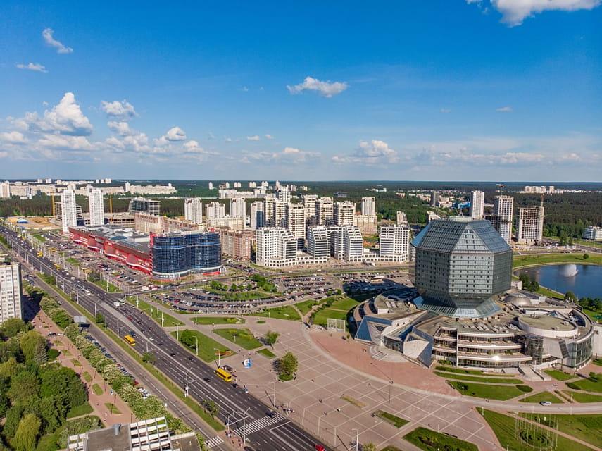 Минск — это город, который готов принять Олимпийские игры