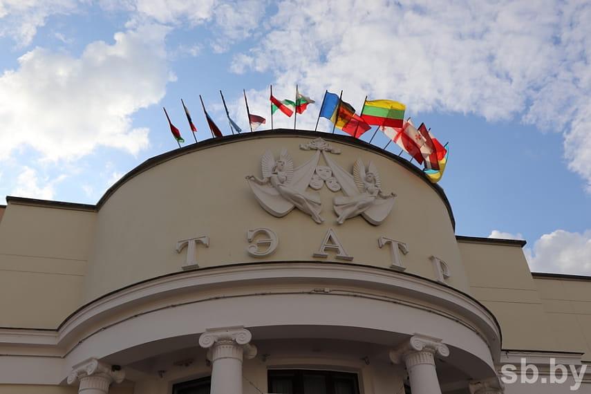 В Бресте открылся юбилейный 25-й театральный фестиваль «Белая Вежа».