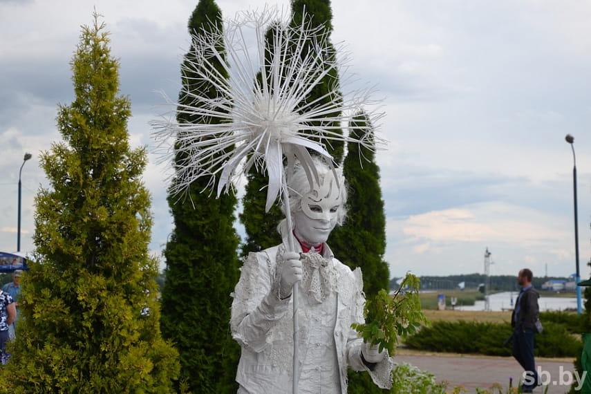 В Бресте состоялся Первый фестиваль уличных музыкантов