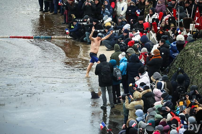 Парад униформистов и заплыв на Березине. Подборка лучших фото с фестиваля к годовщине войны 1812 года 21