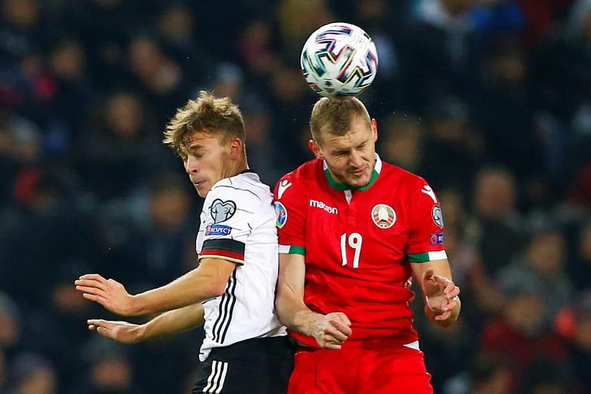 Футбол сборная беларуси испания вчера