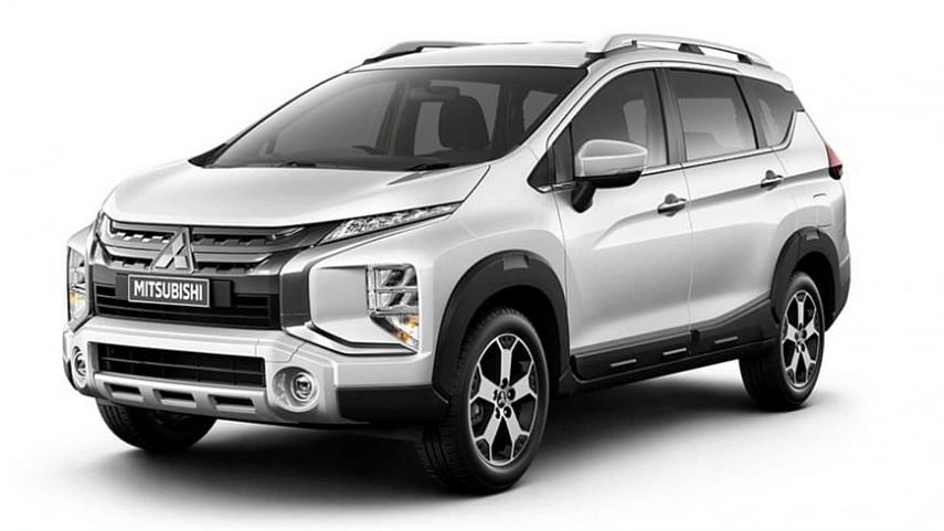 Mitsubishi презентовала новый кроссовер-минивэн Xpander
