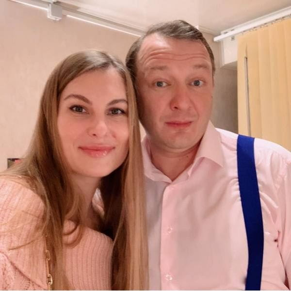 Жена актера Башарова подала на развод
