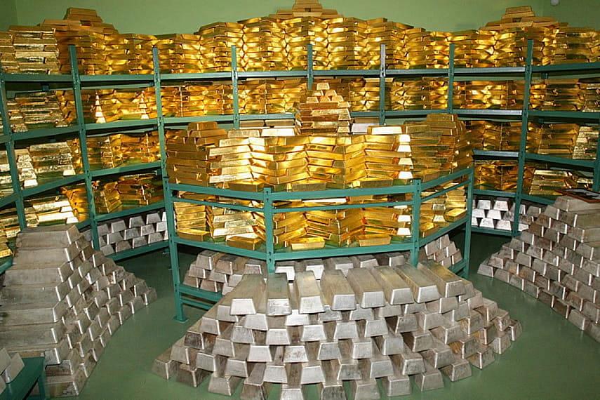 Золотовалютные резервы Беларуси за июль выросли на 0,4% до $7,4 млрд