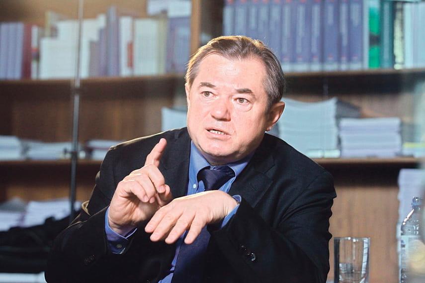 Сергей ГЛАЗЬЕВ, член коллегии (министр) по интеграции и макроэкономике Евразийской экономической комиссии, доктор экономических наук, профессор, академик РАН.