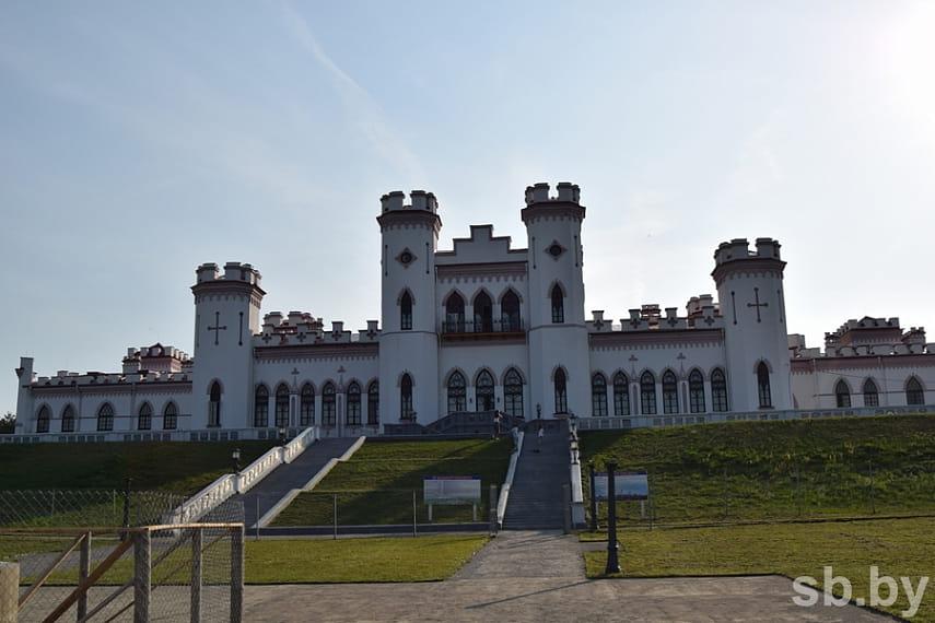 Коссовский замок планируют полностью отреставрировать к 2023-2025 годам