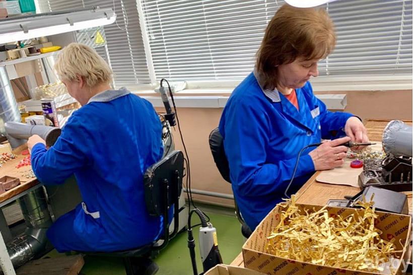 В Беларуси инвалидам по зрению помогают с трудоустройством 1