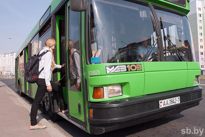 048226811bb3e В Минске изменился график работы общественного транспорта в связи с  переносом рабочих дней