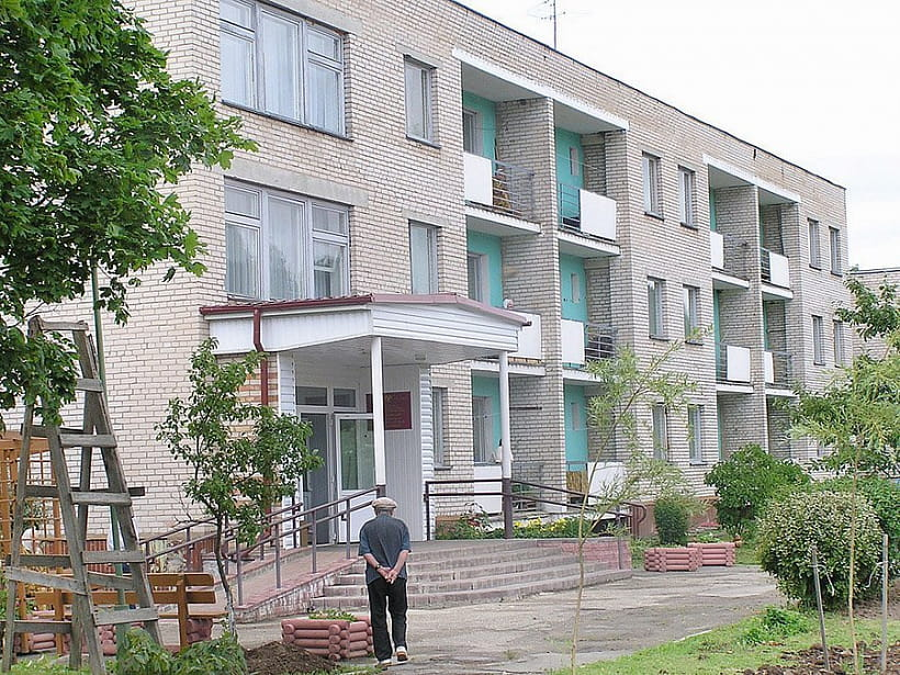 Комфортный дом престарелых в беларуси кбр солдатская дом престарелых