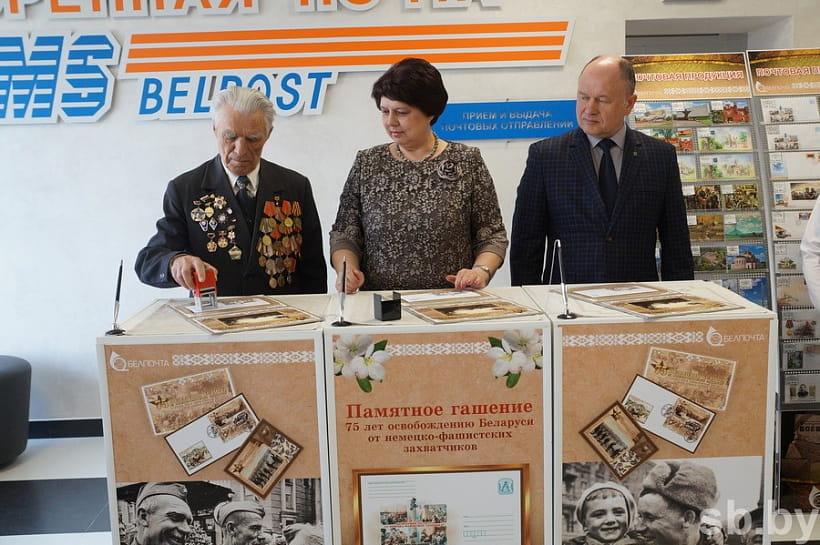 Брестские почтовики открыли обновленное отделение № 20