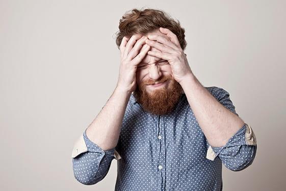 Болит голова подавленные чувства
