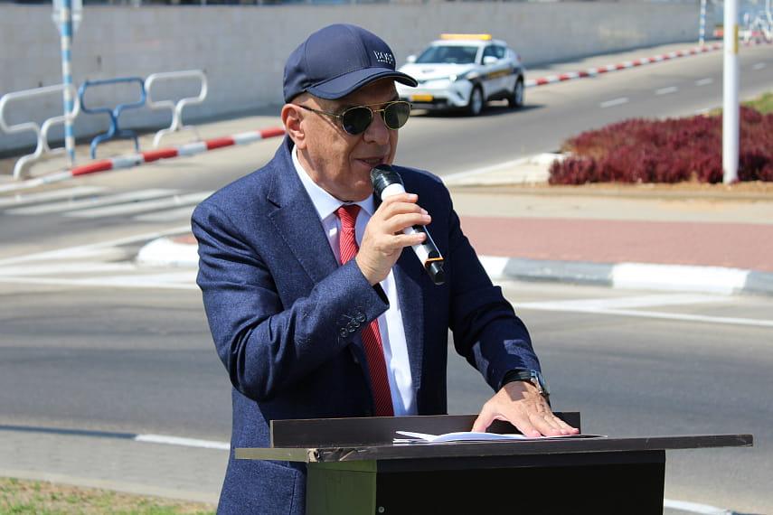 1000-летие Бреста отметили праздничным митингом в Ашдоде