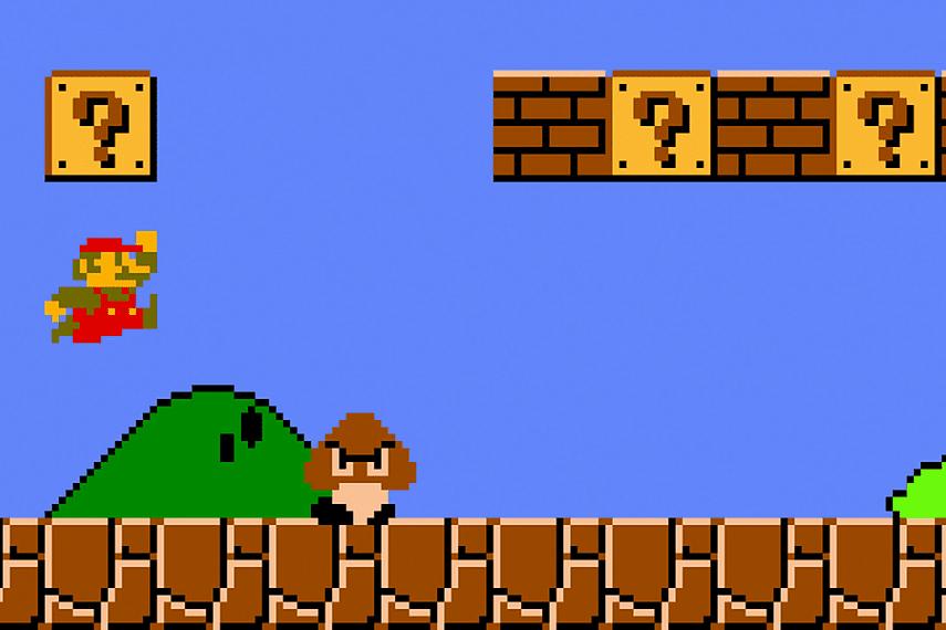Создана браузерная Super Mario с королевской битвой на сто человек