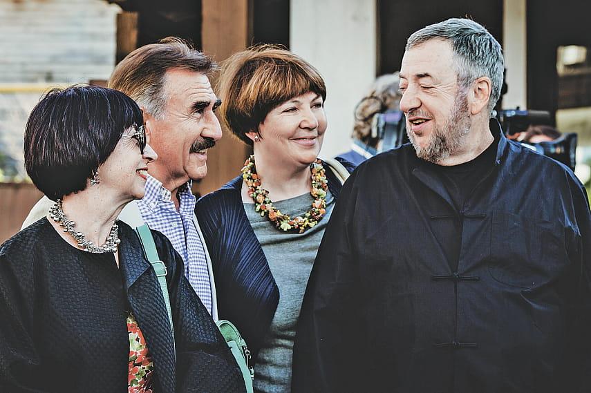 Леонид каневский семья фото картинку надписью