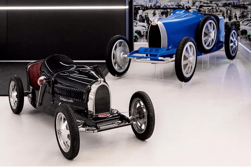 Bugatti сделала автомобиль для детей, который набирает 50 км/ч и стоит 30 тысяч евро