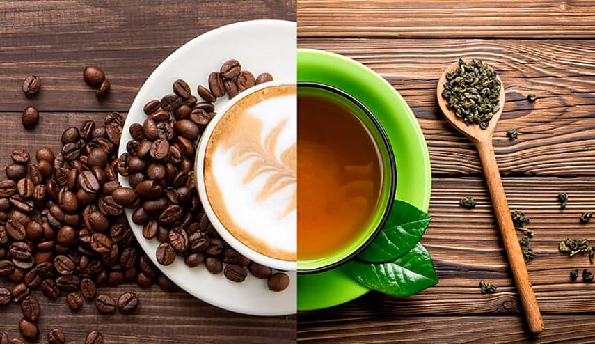 Любовь к чаю или кофе зависит от генов