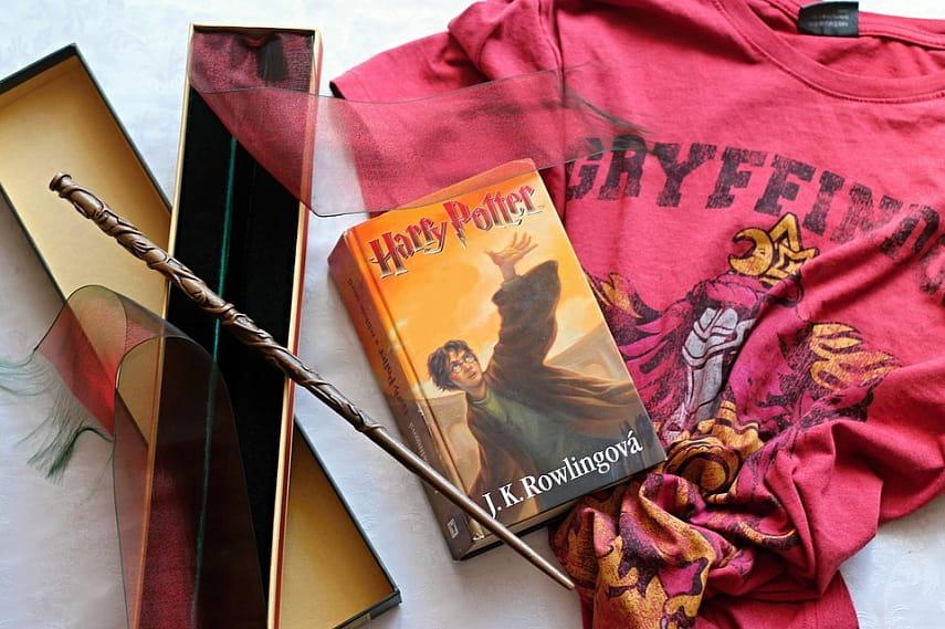 Первое печатное издание «Гарри Поттера» продали нааукционе за34 тысячи долларов