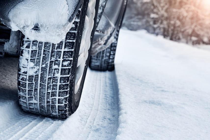 С 1 по 4 декабря ГАИ проверит состояние шин на автомобилях