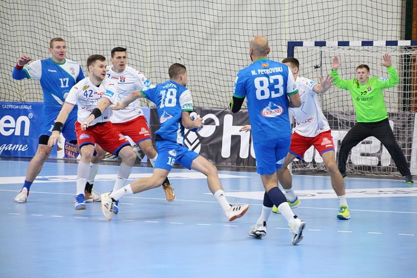 БГК имени Мешкова победил «Еурофарм» в гостевом матче SEHA-лиги