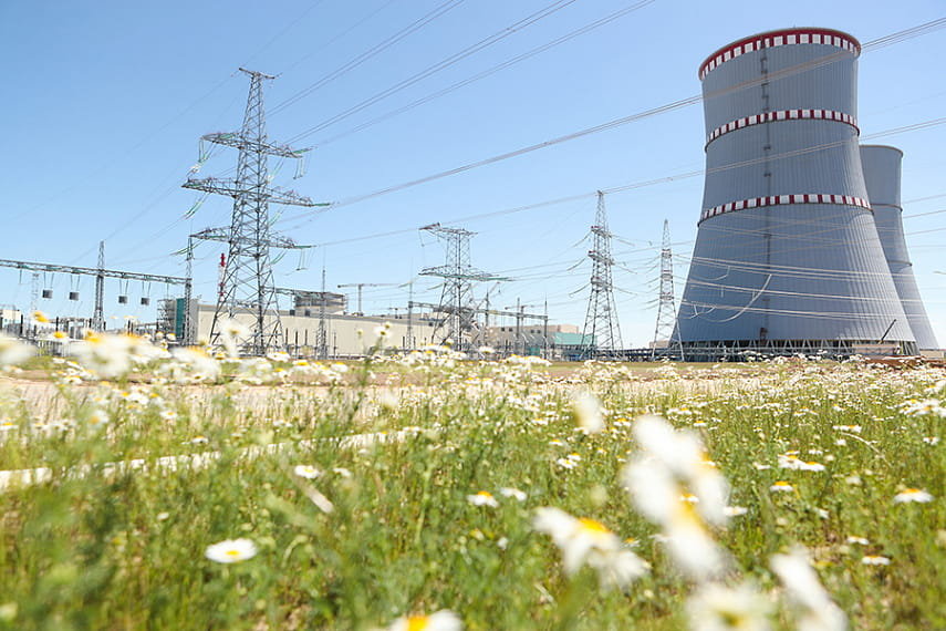 На первом энергоблоке БелАЭС завершились испытания гермооболочки