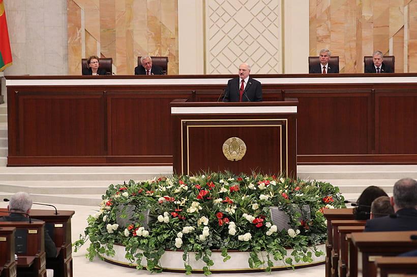 Лукашенко рассказал о рынке экологически чистых продуктов, который появится в Минске